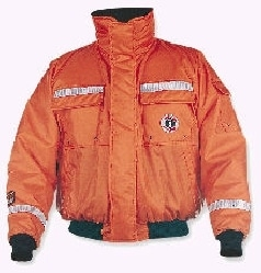 MJ6124 T1 Mustang Classic Flotation Bomber Jacket Taped