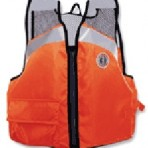Mustang Industrial Mesh Vest w/Solas Reflective Tape