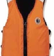 MV3106 T2 Mustang Classic Industrial Vest w/SOLAS Reflective Tape Sizes 3X/7X