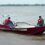 17′ Rescue Jon Boat – Cyclone Series by Oquawka Boats