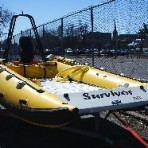 13′ SeaWolf Inflatable Rescue Boat