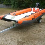 18′ SeaWolf Inflatable Rescue Boat