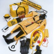 IRRK Kit B Ice Rescue Response Kit W/Mustang Ice Rescue Suit