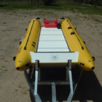 15'5″ SeaWolf Inflatable Rescue Boat