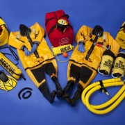 IRRKC Ice Rescue Response Engine Kit W/Mustang Ice Rescue Suits