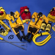 IRRK Kit D  Enhanced Ice Rescue Response Engine Kit, W/Mustang Ice Rescue Suits