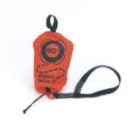 60' Ring Buoy Throw Bag