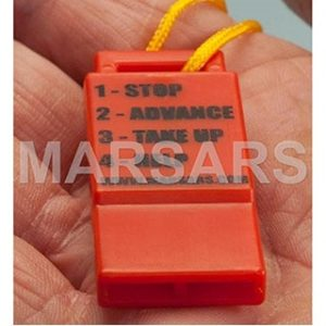 ACR Ice Rescue Signal Whistle
