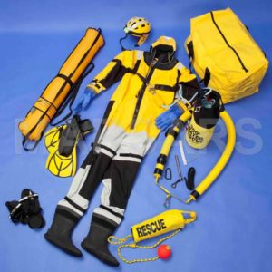 Ice Rescue Response Kit A