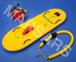 IRS Sled, 900′ Tether Reel, and Sling