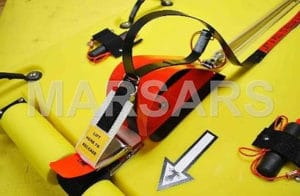 IRSS Sled Replacement Victim Forearm Sling