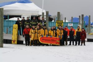 It is Time to Get Our Your Ice Rescue Gear