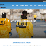 Michigan Rescue Concepts Launches New Website with Improved Shopping Experience