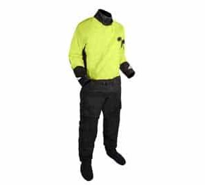 Mustang Water Rescue Dry Suit w/ Adjustable Neck Seal