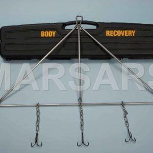 Underwater Body Recovery Drag