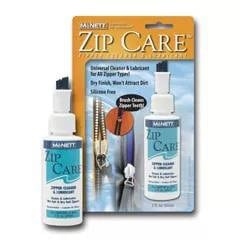 Zipper Care